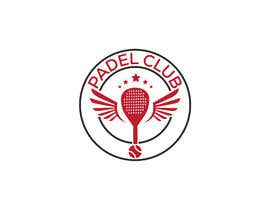 #144 for Logo for Padel Tennis club af azmiridesign