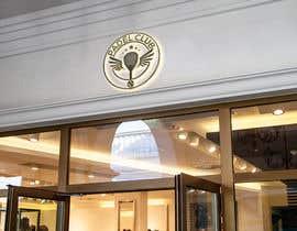 #145 untuk Logo for Padel Tennis club oleh azmiridesign