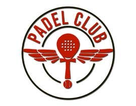 #132 for Logo for Padel Tennis club af elena13vw