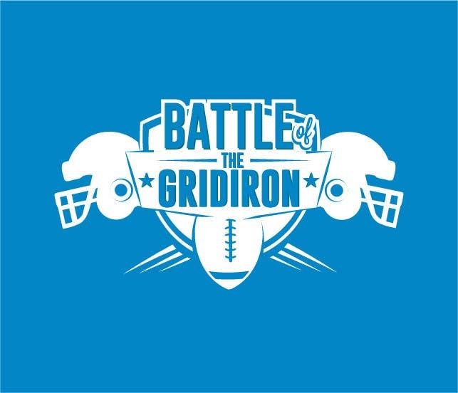 Konkurrenceindlæg #                                        23                                      for                                         Design a Logo for Battle of the Gridiron