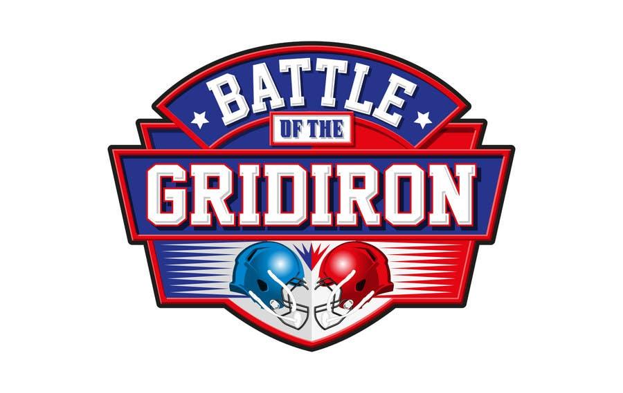 Konkurrenceindlæg #                                        60                                      for                                         Design a Logo for Battle of the Gridiron