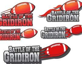#43 for Design a Logo for Battle of the Gridiron af trishirts