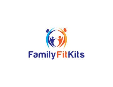 #28 for Design a Logo for Family Fit Kits by feroznadeem01