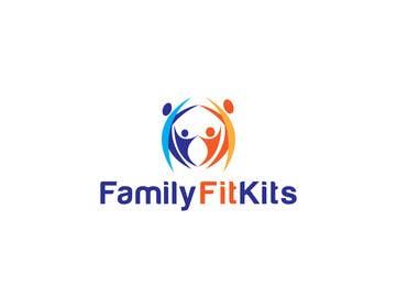 Nro 28 kilpailuun Design a Logo for Family Fit Kits käyttäjältä feroznadeem01