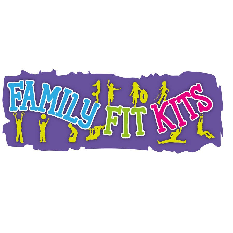 Contest Entry #                                        35                                      for                                         Design a Logo for Family Fit Kits