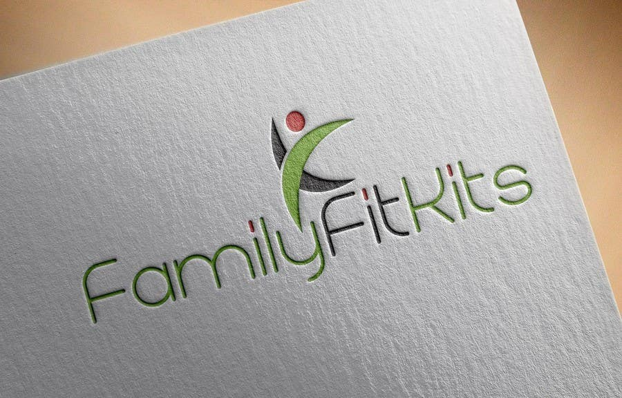 Contest Entry #                                        33                                      for                                         Design a Logo for Family Fit Kits