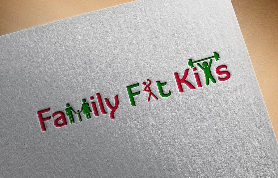Contest Entry #                                        18                                      for                                         Design a Logo for Family Fit Kits