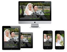 nº 9 pour Website Design for Wedding Guru par robertlopezjr