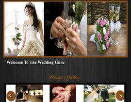 #11 cho Website Design for Wedding Guru bởi khatripunam
