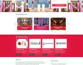 nº 27 pour Website Design for Wedding Guru par thecwstudio