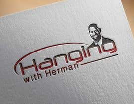 #59 untuk Design a Logo for Hanging with Herman oleh infosouhayl