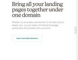 #4 untuk Build me a mail chimp opt in landing page oleh desainroom