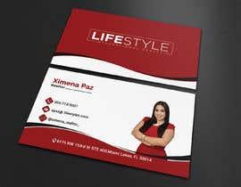 Nro 176 kilpailuun Ximena Paz - Business Card Design käyttäjältä samadmahbub