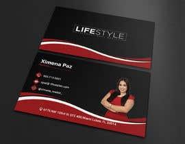 Nro 177 kilpailuun Ximena Paz - Business Card Design käyttäjältä samadmahbub