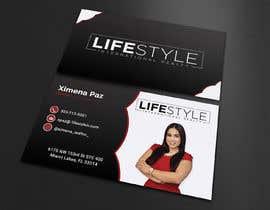 Nro 188 kilpailuun Ximena Paz - Business Card Design käyttäjältä samadmahbub