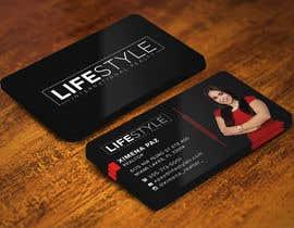 Nro 179 kilpailuun Ximena Paz - Business Card Design käyttäjältä fazlulkarimfrds9