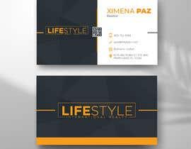 Nro 181 kilpailuun Ximena Paz - Business Card Design käyttäjältä sheikhabdullah21