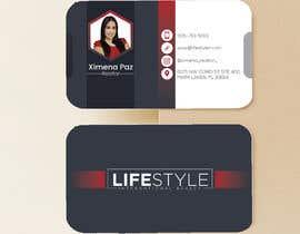 Nro 184 kilpailuun Ximena Paz - Business Card Design käyttäjältä sheikhabdullah21