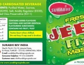 #10 for Redesigning of label for beverage af Irshan143