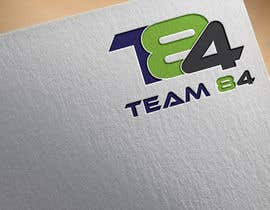 #102 for Design a Logo for Team 84 af fadishahz