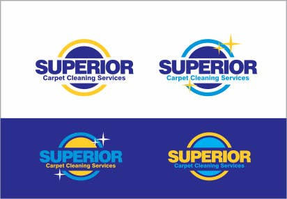 "#48 for Logo Design for ""Superior Carpet Cleaning Services"" by rueldecastro"