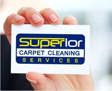 """Kilpailutyö #                                        16                                      kilpailussa                                         Logo Design for """"Superior Carpet Cleaning Services"""""""