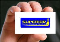 """Contest Entry #42 for Logo Design for """"Superior Carpet Cleaning Services"""""""