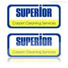 """Graphic Design Kilpailutyö #31 kilpailuun Logo Design for """"Superior Carpet Cleaning Services"""""""