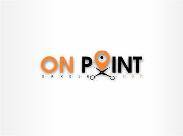 #13 for Design a Logo for ON POINT BARBER SHOP by adrianusdenny