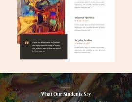 #22 for Urgent - Design one page simple website by Laboni4