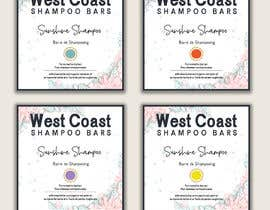 #23 for I need design help for packaging for shampoo and conditioner bars af faezie