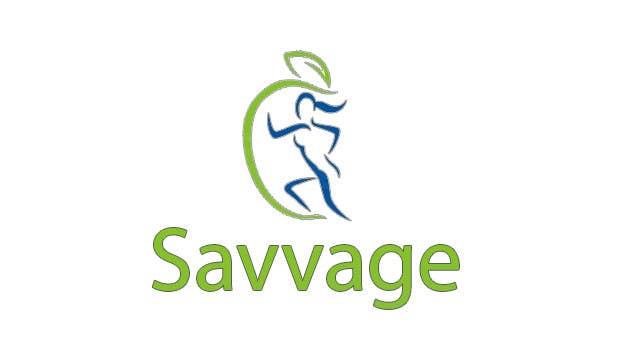 Penyertaan Peraduan #                                        1                                      untuk                                         Logo Design for Savvage