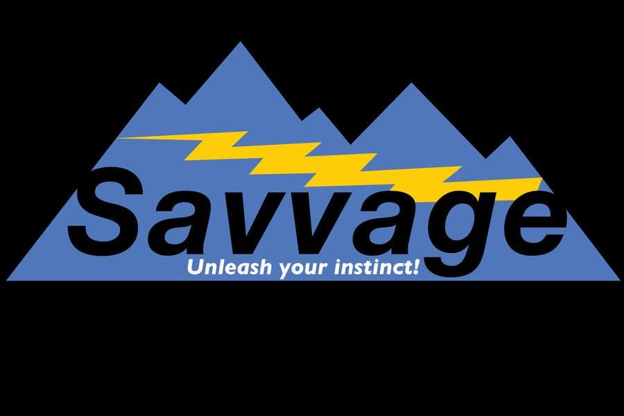 Penyertaan Peraduan #                                        46                                      untuk                                         Logo Design for Savvage