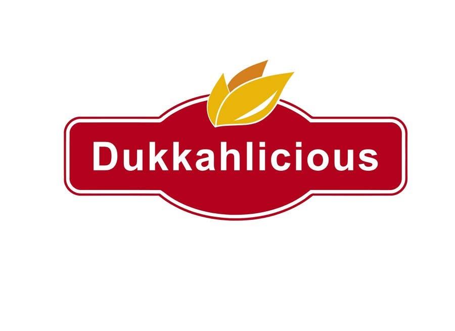 Inscrição nº 34 do Concurso para Logo Design for Dukkahlicious