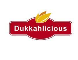 #34 para Logo Design for Dukkahlicious por habitualcreative