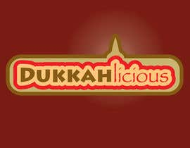 #25 for Logo Design for Dukkahlicious af stanbaker