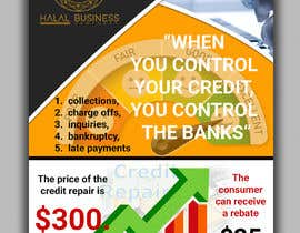 #70 for Create a flyer for credit repair by m22775588