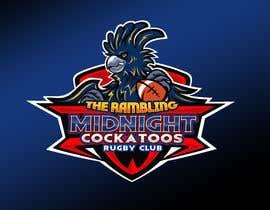Nro 108 kilpailuun Create a Logo for a rugby team käyttäjältä marstyson76