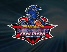 Nro 109 kilpailuun Create a Logo for a rugby team käyttäjältä marstyson76