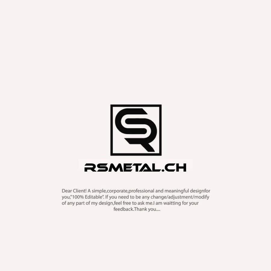 Konkurrenceindlæg #                                        108                                      for                                         Design a Logo for a Metal Retailer