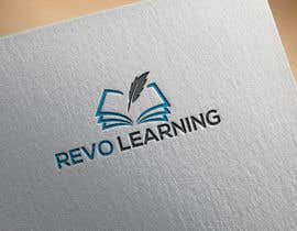 slavlusheikh tarafından 3 Ideas/Logo Designs for Online Tutoring Company - Revo Learning için no 66