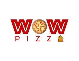 #525 for logo for a pizza restaurant by sharminnaharm