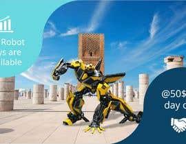 #55 untuk A powerpoint presentation for a (Transformer)Robot company oleh itsagarsol