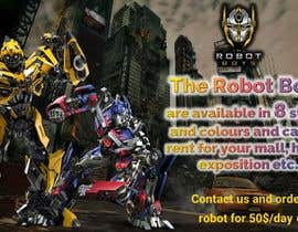#70 untuk A powerpoint presentation for a (Transformer)Robot company oleh pavel571168