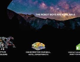 #64 untuk A powerpoint presentation for a (Transformer)Robot company oleh TatianLopes