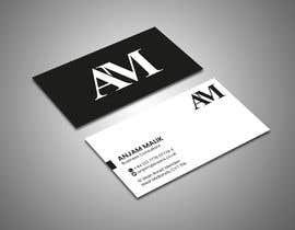 Nro 446 kilpailuun Business Card Design  - 28/02/2021 09:55 EST käyttäjältä akibmilon