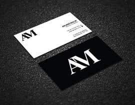 Nro 435 kilpailuun Business Card Design  - 28/02/2021 09:55 EST käyttäjältä BapponDeb