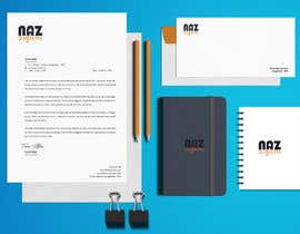 Nro 43 kilpailuun Need Corporate Identity and Stationary Design for a Digital Agency Firm käyttäjältä MonowarAnjum