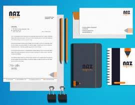 #45 untuk Need Corporate Identity and Stationary Design for a Digital Agency Firm oleh MonowarAnjum