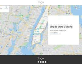 #44 for Single Page Basic Business Info Website by Abderrahmanea